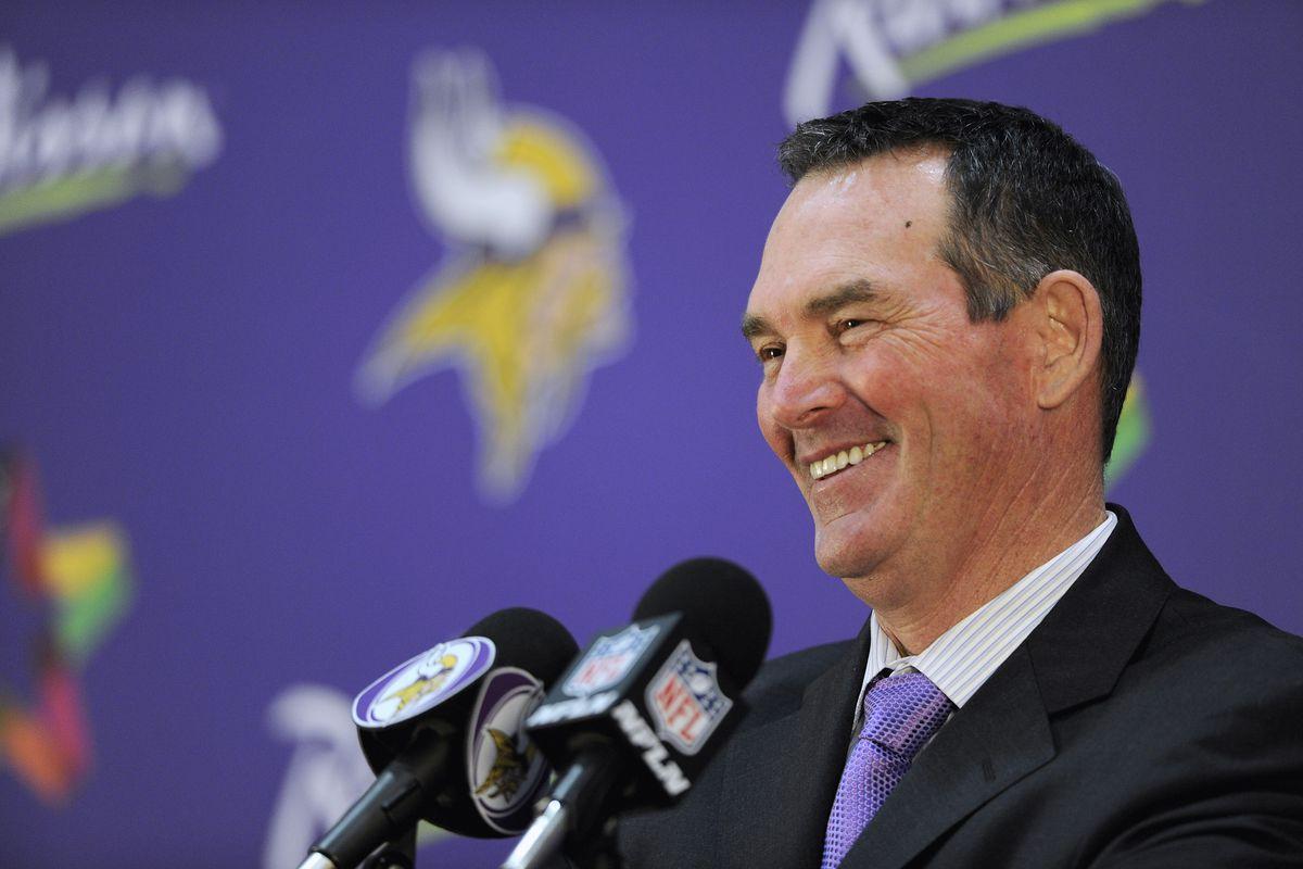 Minnesota Vikings Introduce Mike Zimmer
