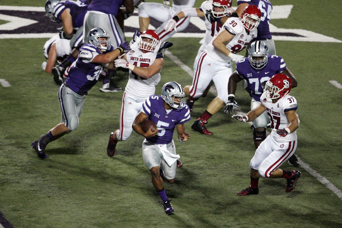 Can Alex Delton take the reigns of the Wildcat offense in 2016?