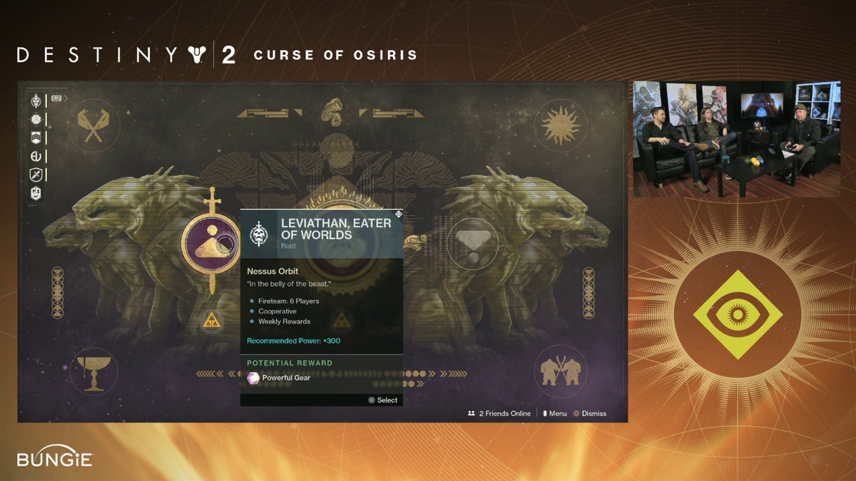 Destiny 2's raid is expanding in a massive way in Curse of