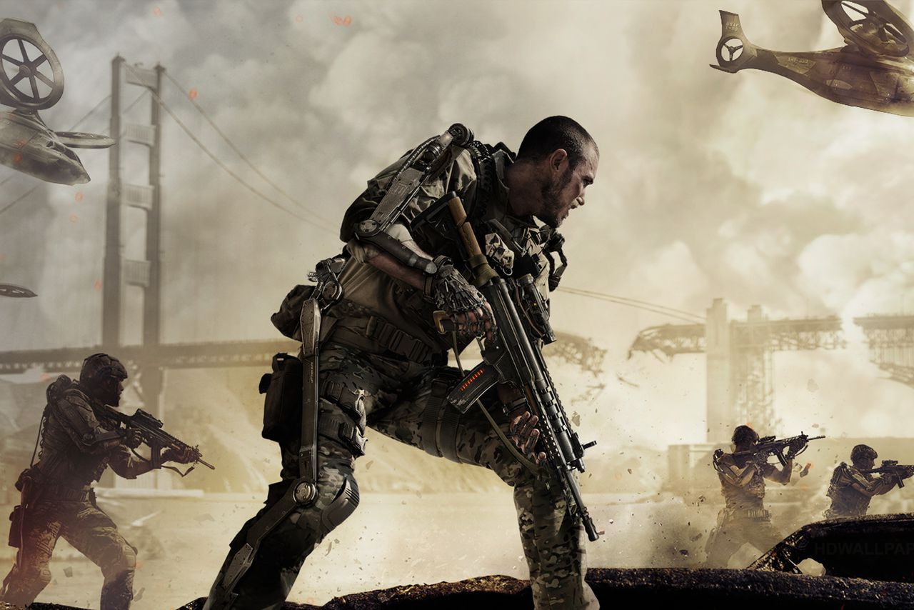 Call Of Duty Advanced Warfare Review Let S Talk About