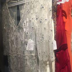 Dress, $3,000
