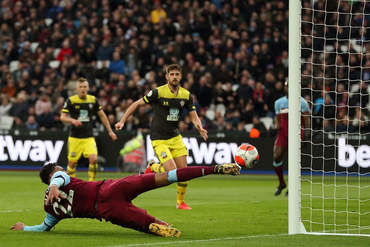West Ham United v Southampton FC - Premier League