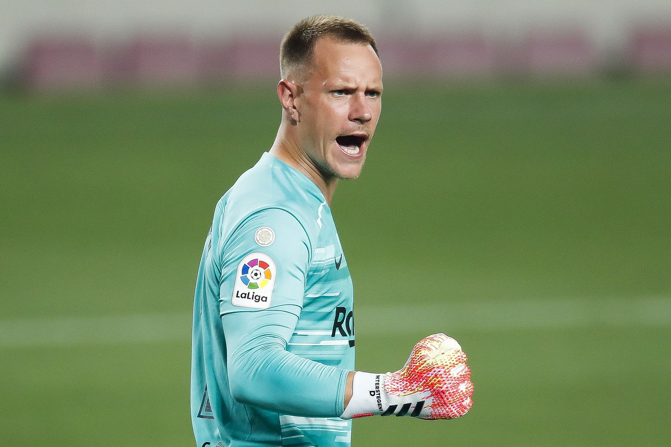 Ter Stegen tells Barca ?anything is possible?