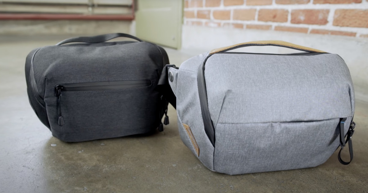 Peak Design claims Amazon copied its Everyday Sling bag - The Verge