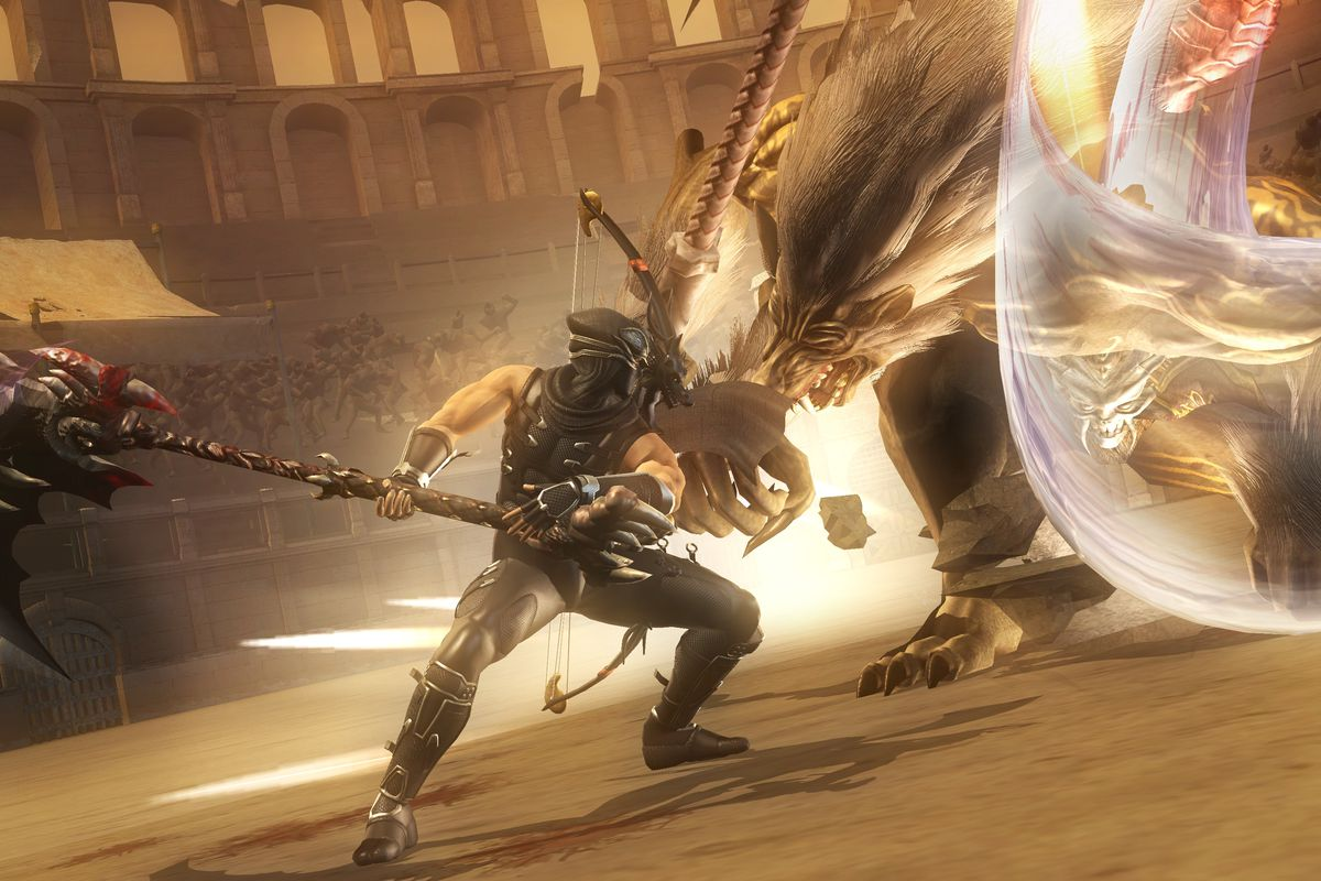 Ninja Gaiden: Master Collection's game lineup was decided by data loss - Polygon