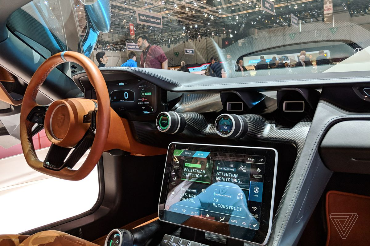 How To Unlock Steering Wheel >> Rimac's Concept Two is a soulless speed demon you unlock ...