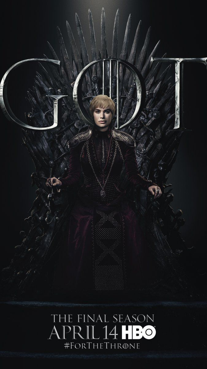 Still rocking the armor-esque dresses and the short hair, Cersei Lannister (Lena Headey) is the only one of these characters who has actually claimed the Iron Throne. | HBO