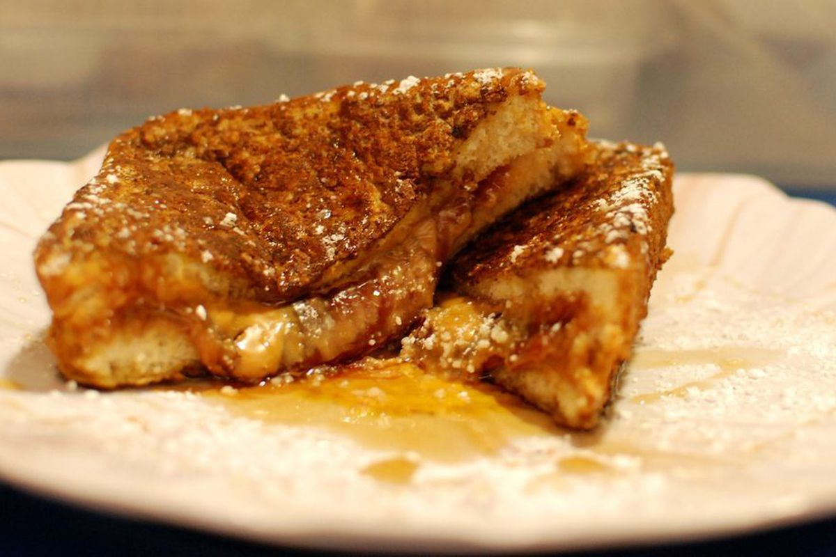 Robbinsdale EOS Dining Hall will be serving up peanut butter and jelly French Toast. The dish was inspired by one picky eater. Just try to find anyone to turn their nose up at this dish.