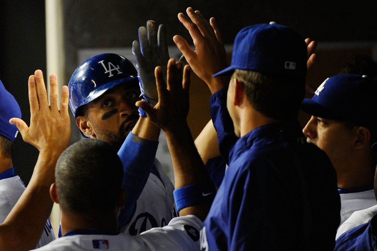 Matt Kemp and the Dodgers went 69-32 against NL West foes from the beginning of 2009 through the 2010 All-Star break.