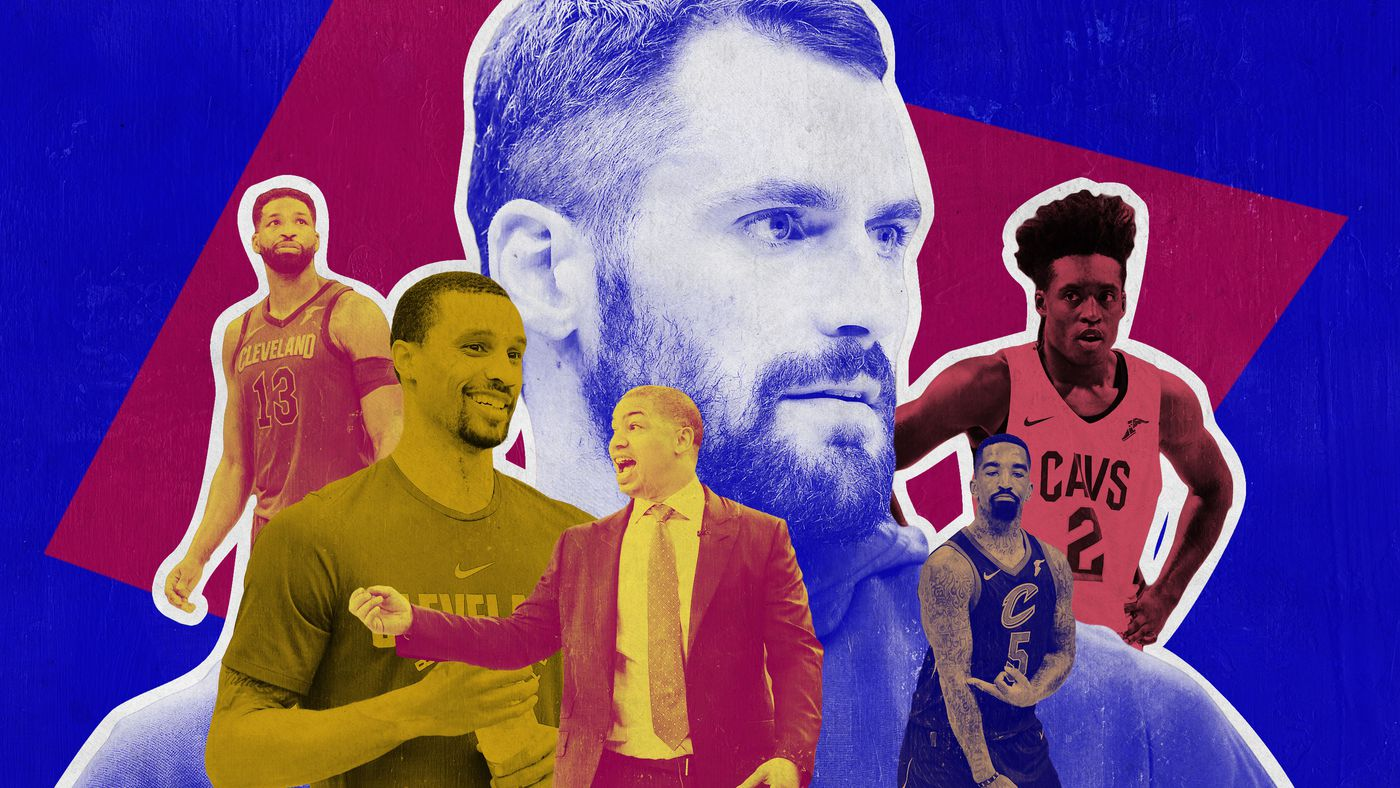 ac85e2fa Are We Sure … That the Cavs Will Bottom Out? - The Ringer