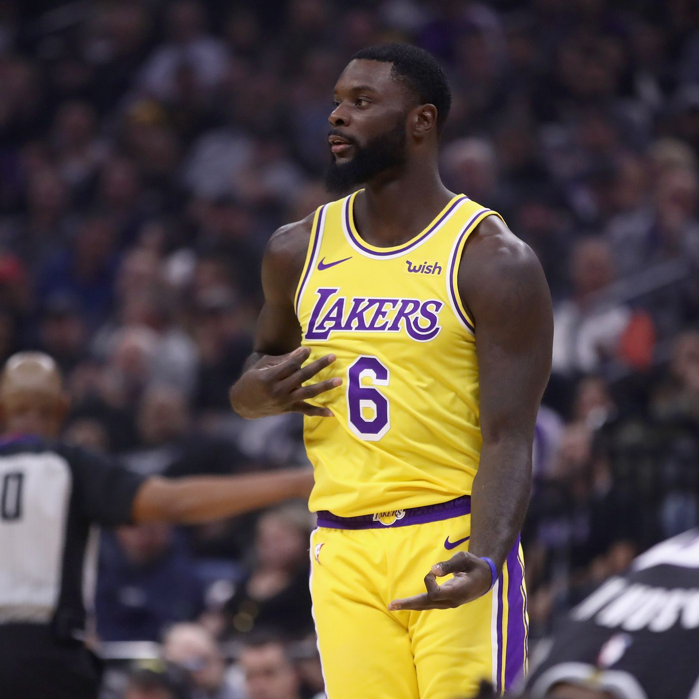 Lance Stephenson was shocked that LeBron James and Magic Johnson wanted him  on the Lakers c2fcd9c7f
