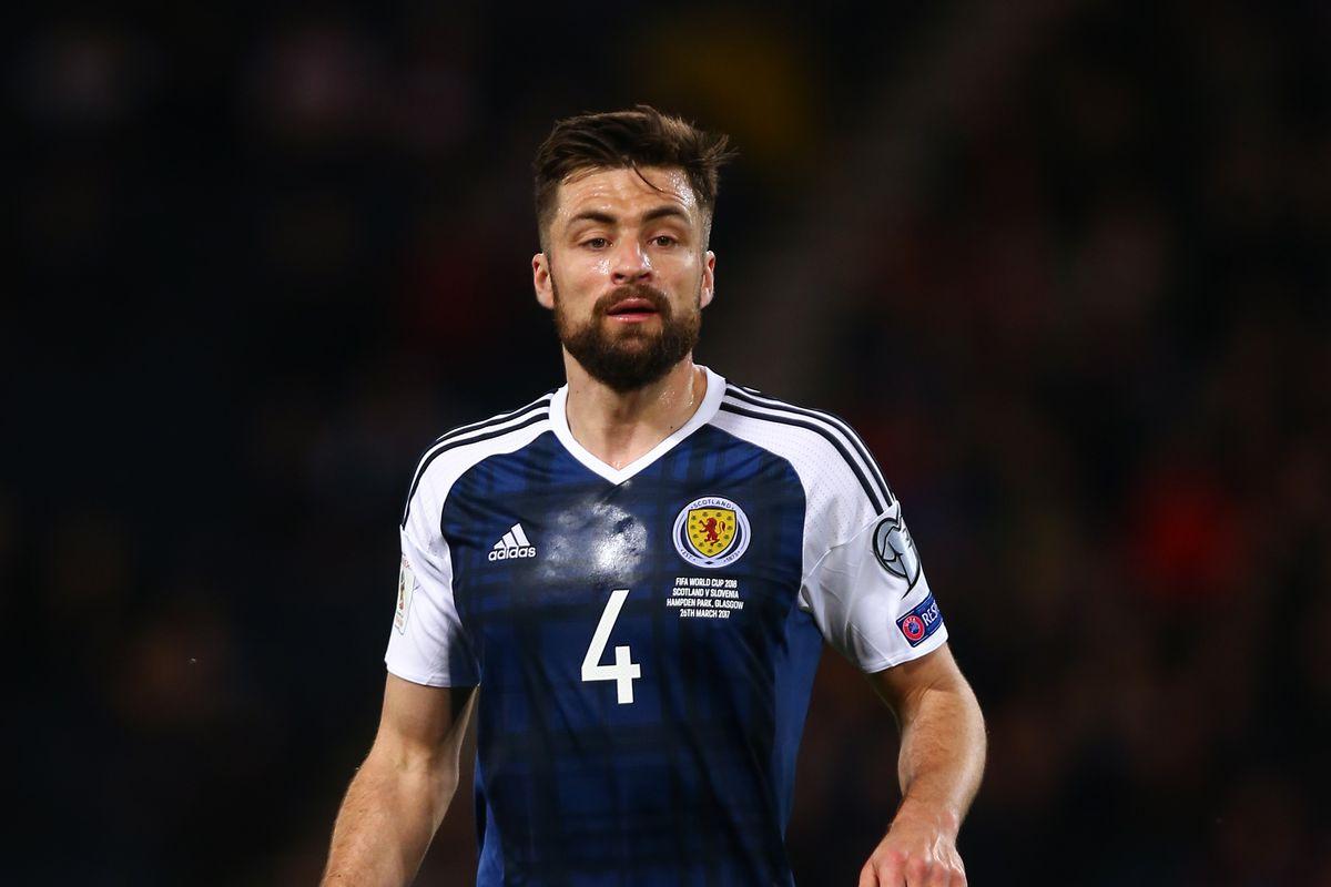 Scotland v Slovenia - FIFA 2018 World Cup Qualifier