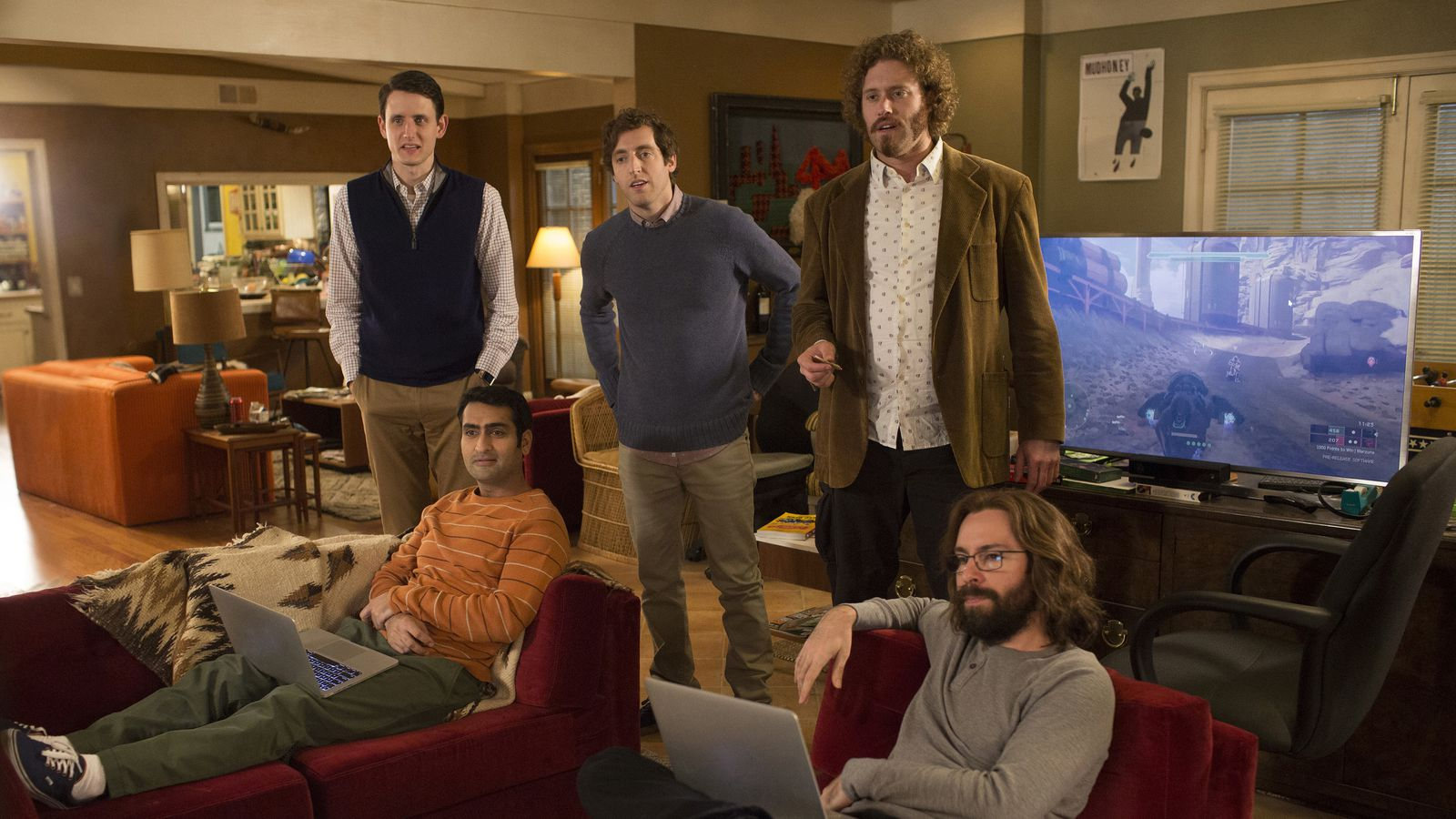 movie review silicon valley Check back next week for another review and watch silicon valley  be found watching trashy anime or arguing with people over why the speed racer movie doesn't.
