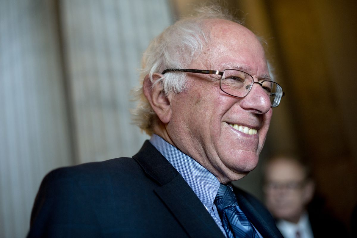 Why Bernie Sanders socialist senator from Vermont will run for