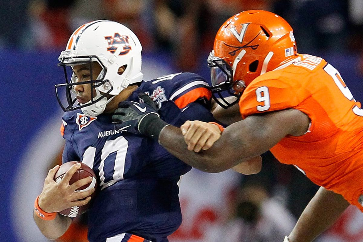 LaRoy Reynolds is one of a handful of UVA prospects hoping to earn their way onto an NFL roster.