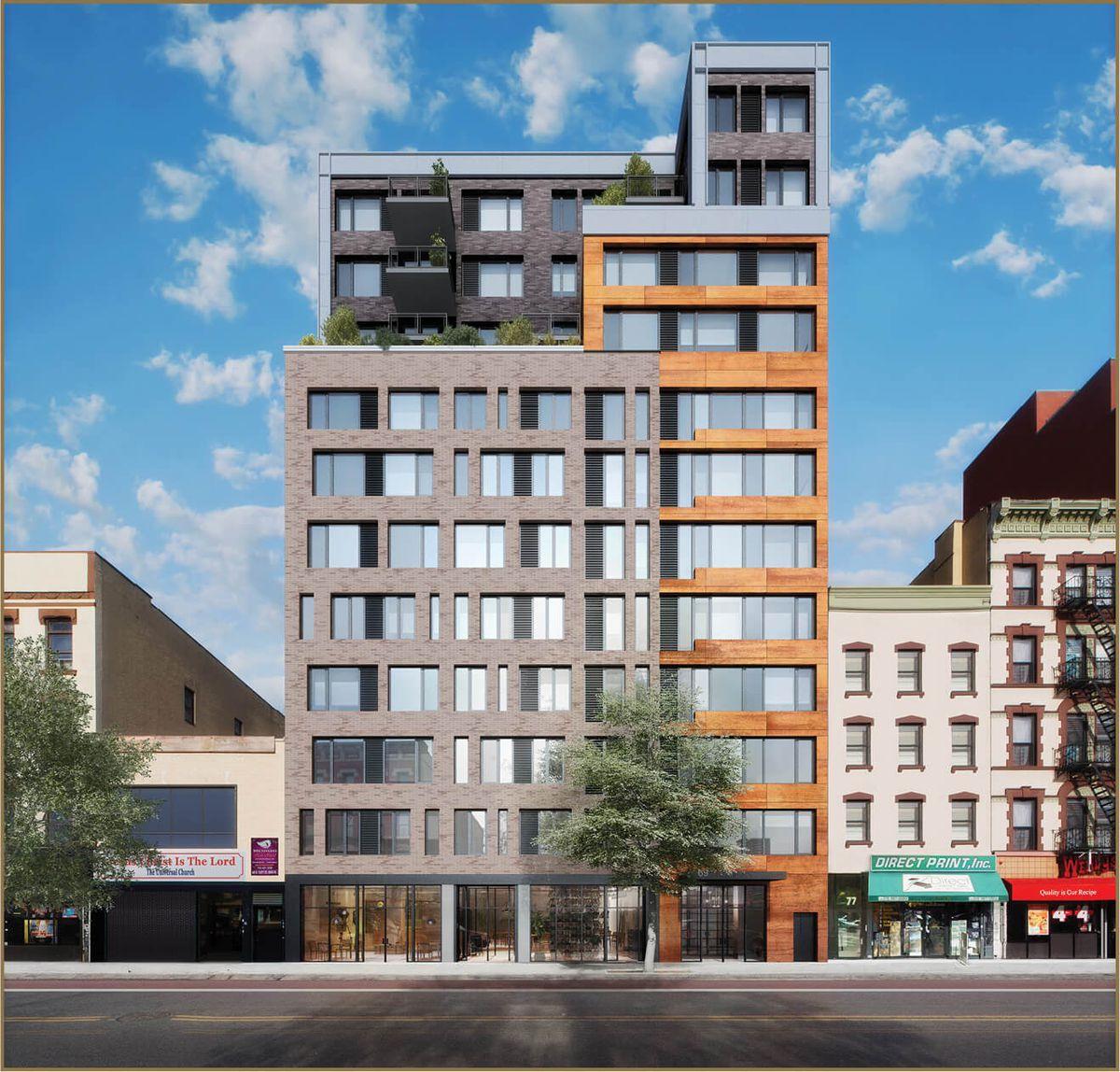 East Harlem's Latest Luxury Rental, Harlem 125, Gets New