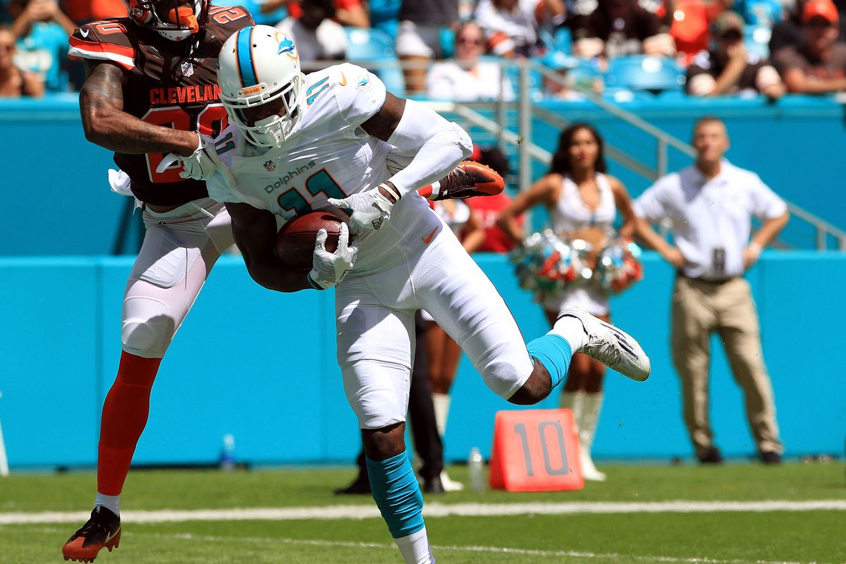 Miami Dolphins Fantasy Football Sit/Start: Week 4 - The Phinsider