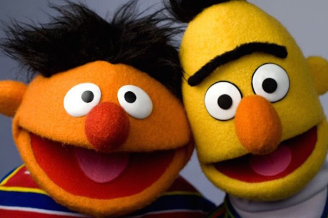 why it matters that bert and ernie are gay which they are