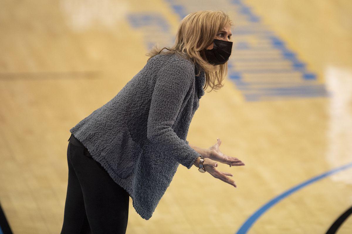 COLLEGE BASKETBALL: JAN 29 Women's Arizona State at UCLA