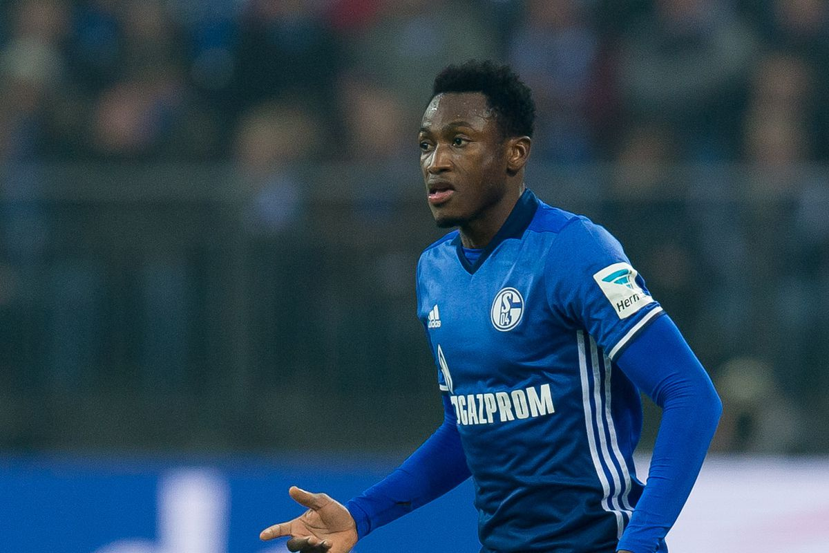 Schalke close in Baba race with medical confirmation