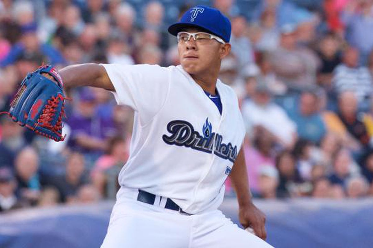 Julio Urias is expected back mid-June for Double-A Tulsa.