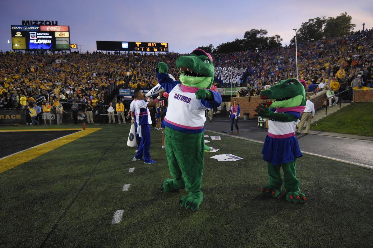 Florida Gators v Missouri