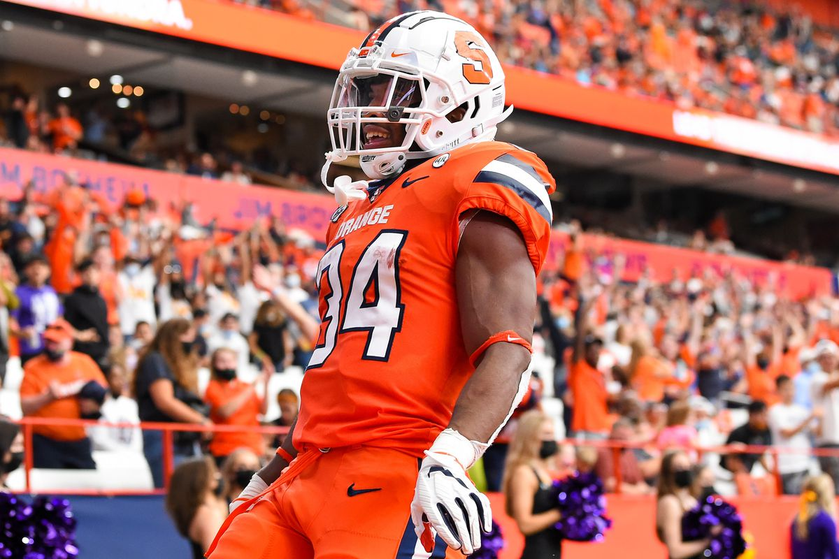 NCAA Football: Albany at Syracuse