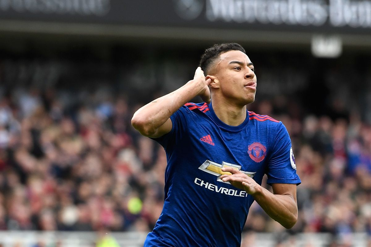 Jesse Lingard Signs New Manchester United Contract
