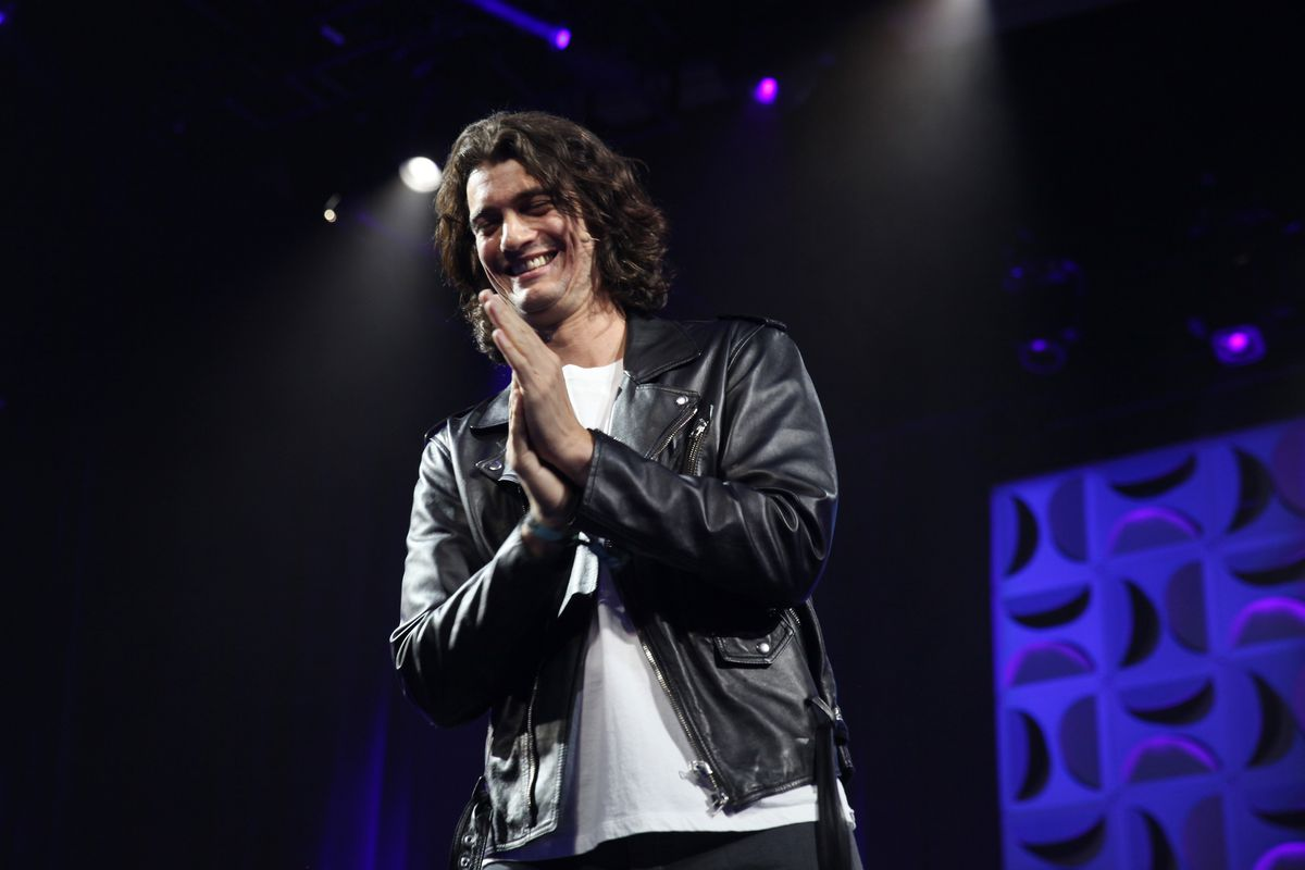 WeWork is still growing phenomenally — and losing a lot of