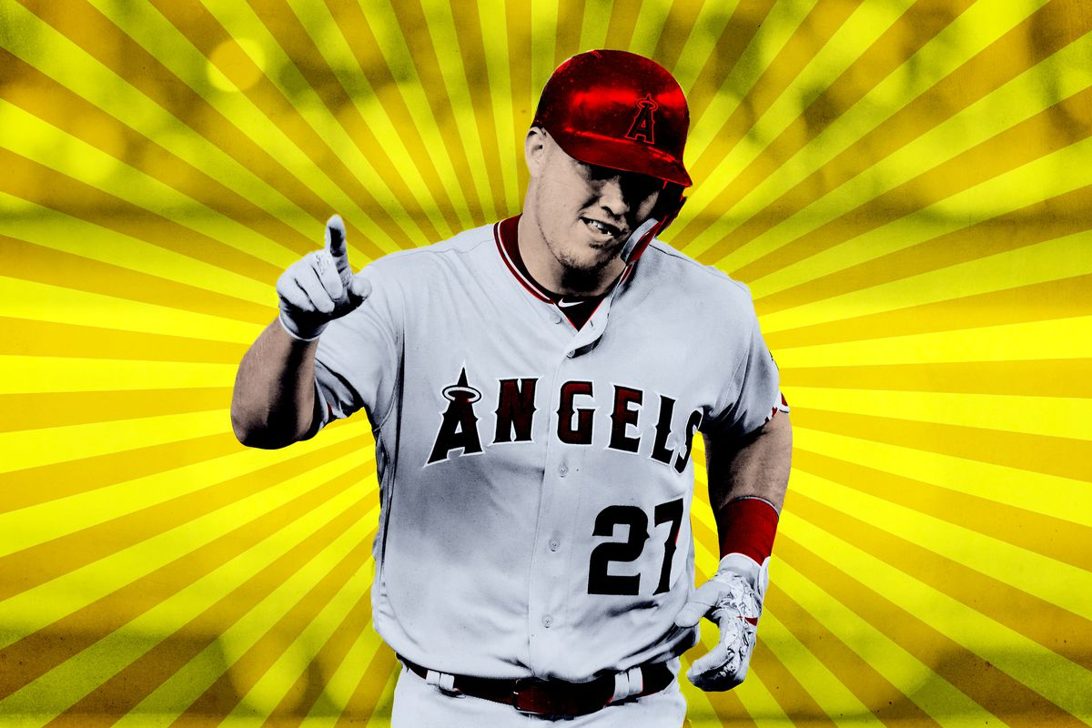 589ca539e Mike Trout Chooses Familiarity With a New  430 Million Contract ...