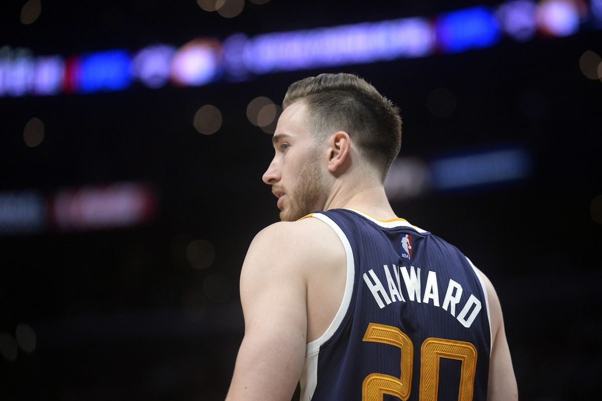 Gordon Hayward Leaving Ruins A Jazz Plan 6 Years In The Making Sbnation Com