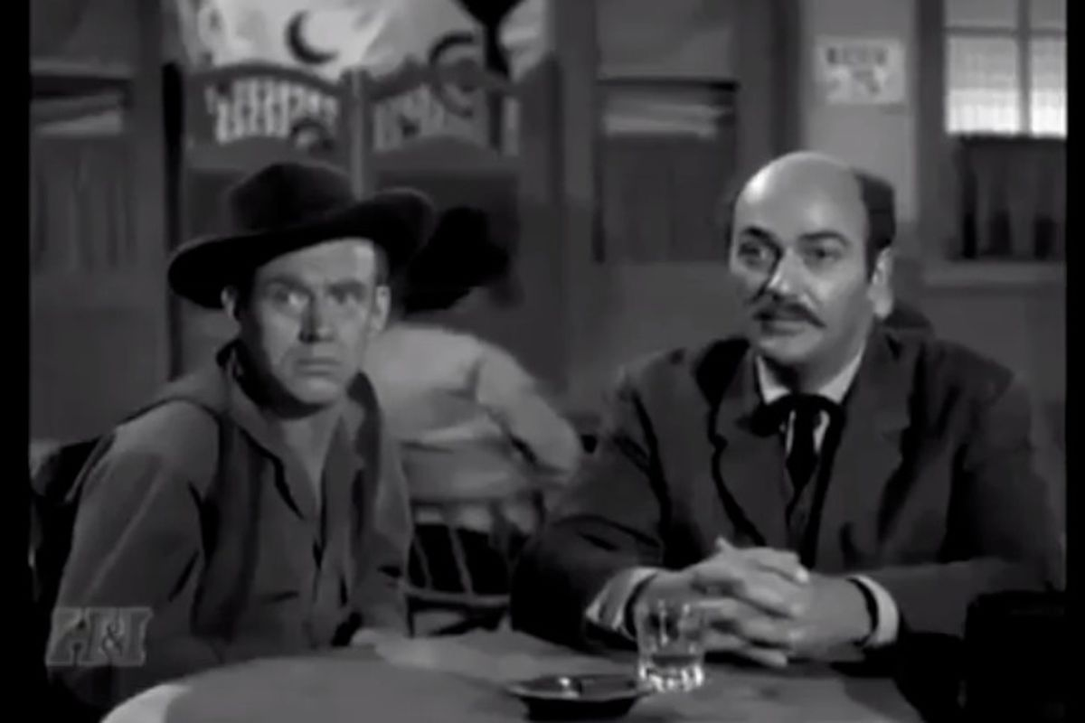Fact check: Did 1950s TV show 'Trackdown' really have an