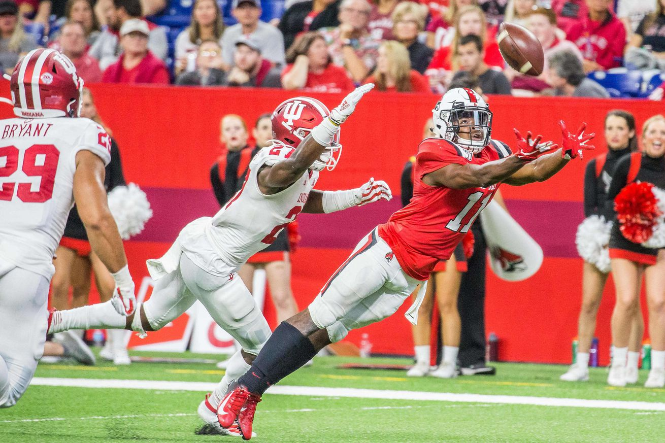 NC State opens as a 19-point favorite over Ball State