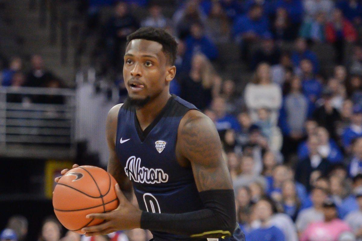 NCAA Basketball: Akron at Creighton