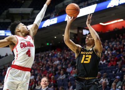 NCAA Basketball: Missouri at Mississippi