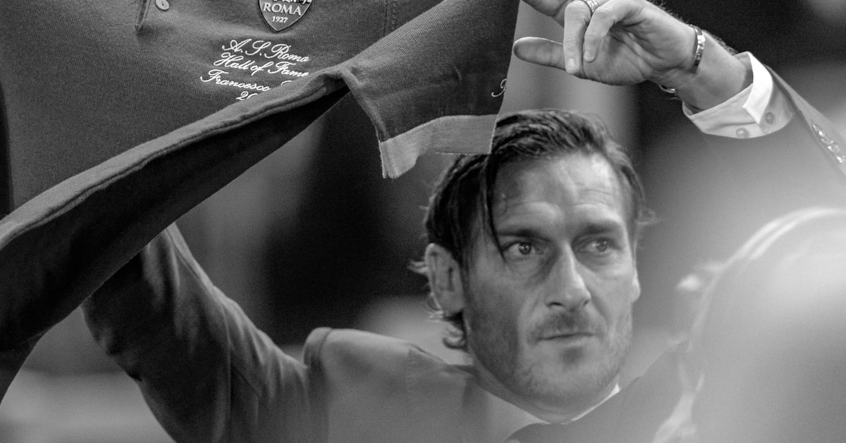 """Totti: """"Real Madrid were the only other team that I could have gone to play for"""" - Managing Madrid"""