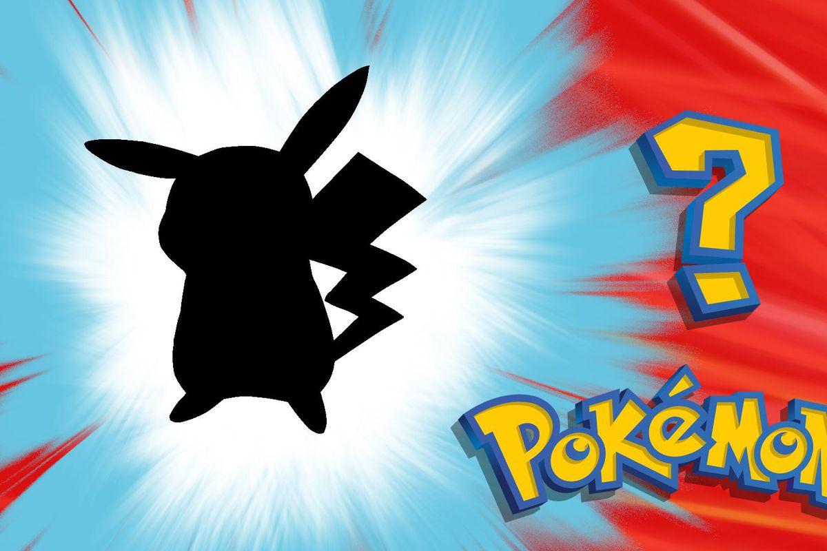 who's that pokemon? it's pikachu!