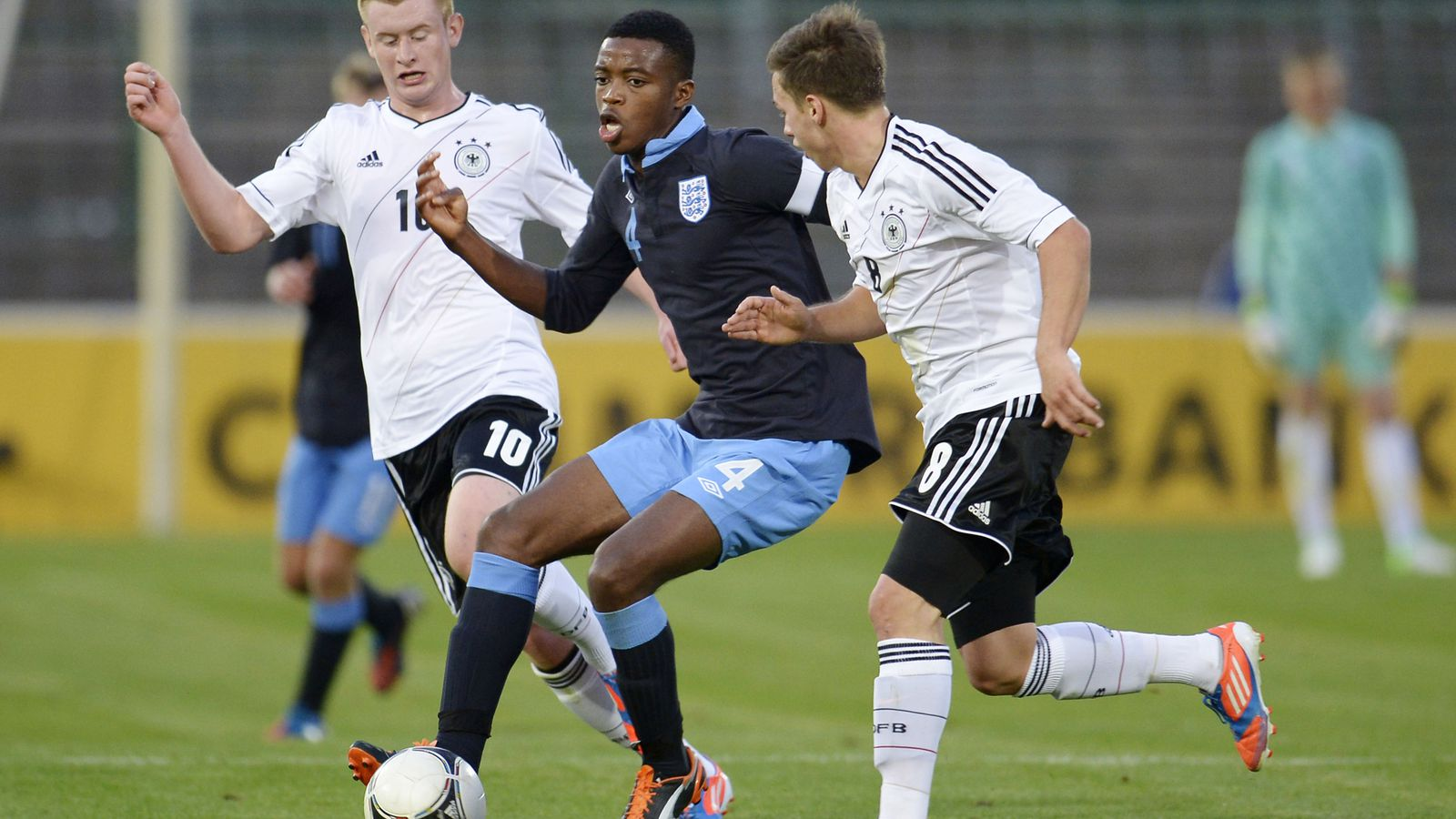 Nathaniel Chalobah, Josh McEachran named to England U21 ...