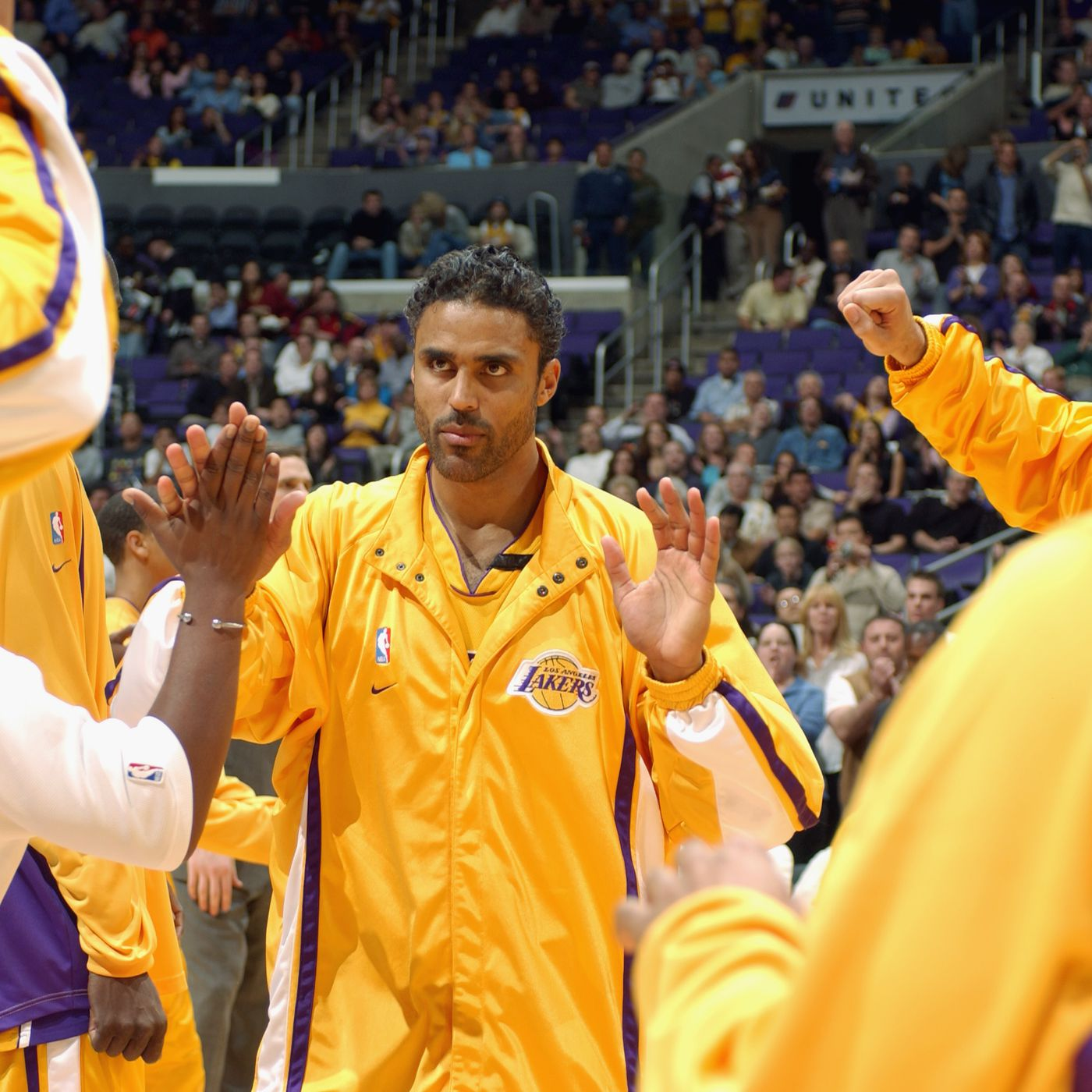 Lakers Profile: Rick Fox, the beloved instigator - Silver Screen and Roll