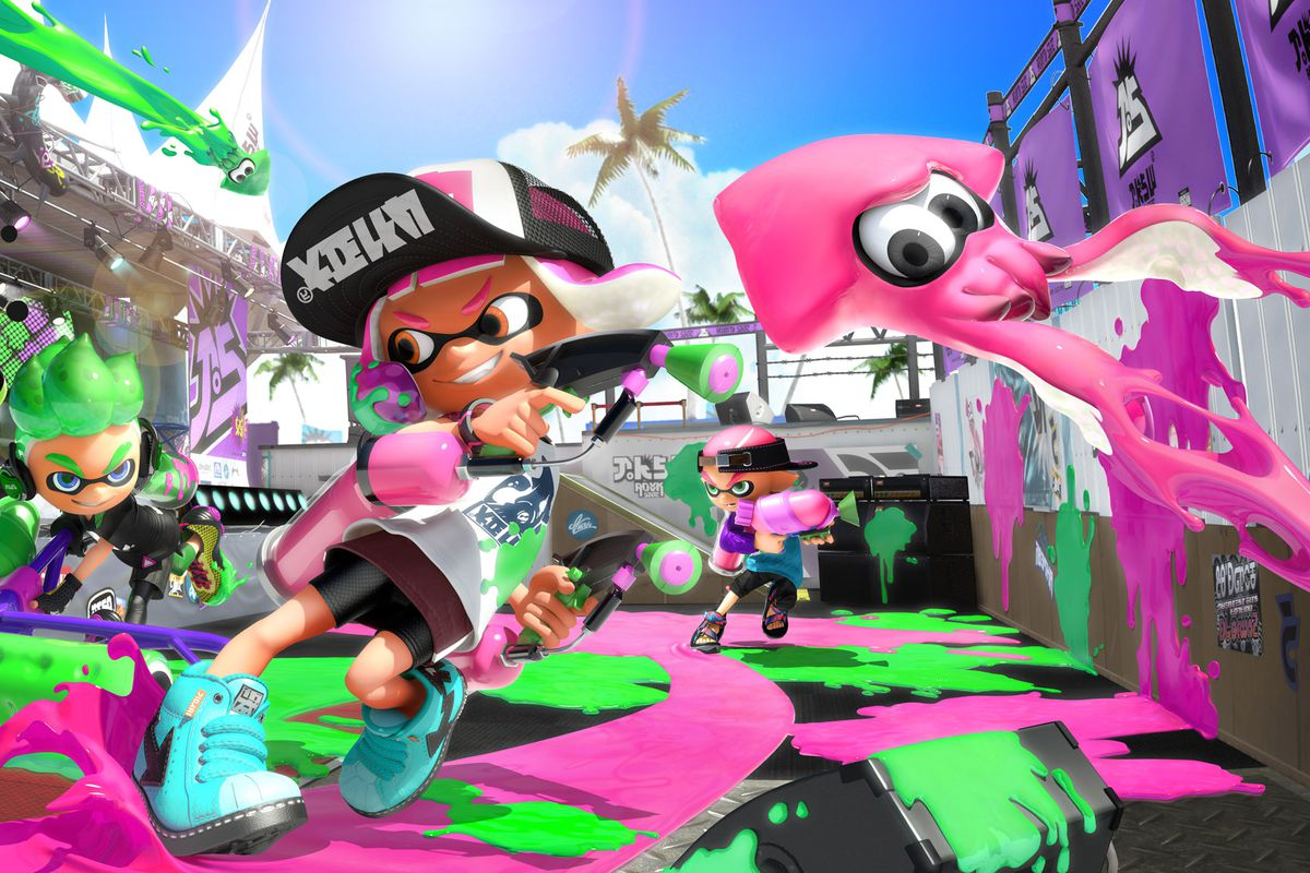 Splatoon 2 Subway Map.Splatoon 2 Players Are Making Some Incredible Photorealistic Art