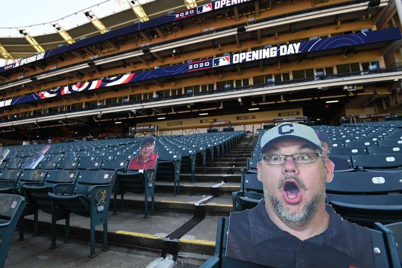 Kansas City Royals v. Cleveland Indians