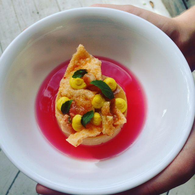 A Lenoir dessert