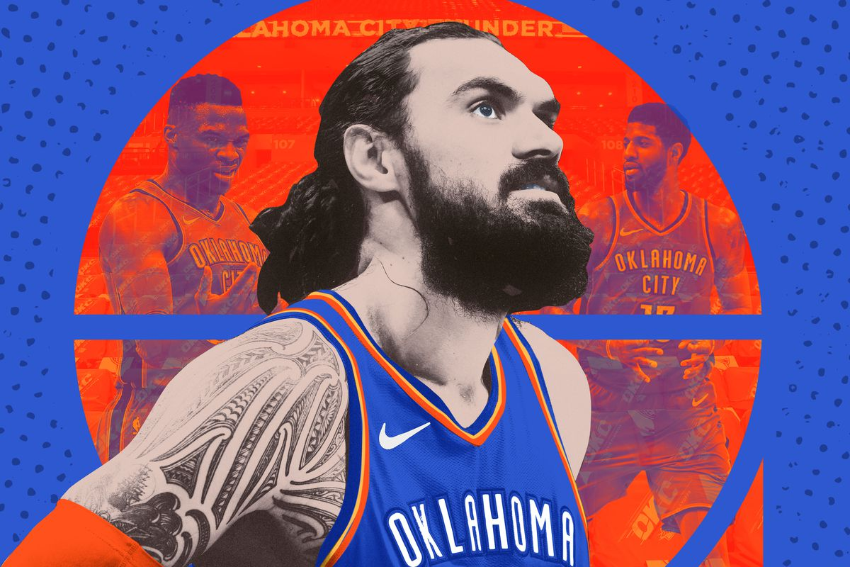 wholesale dealer 2adc5 faa5f In Praise of Steven Adams, the Thunder's Giving Tree - The ...
