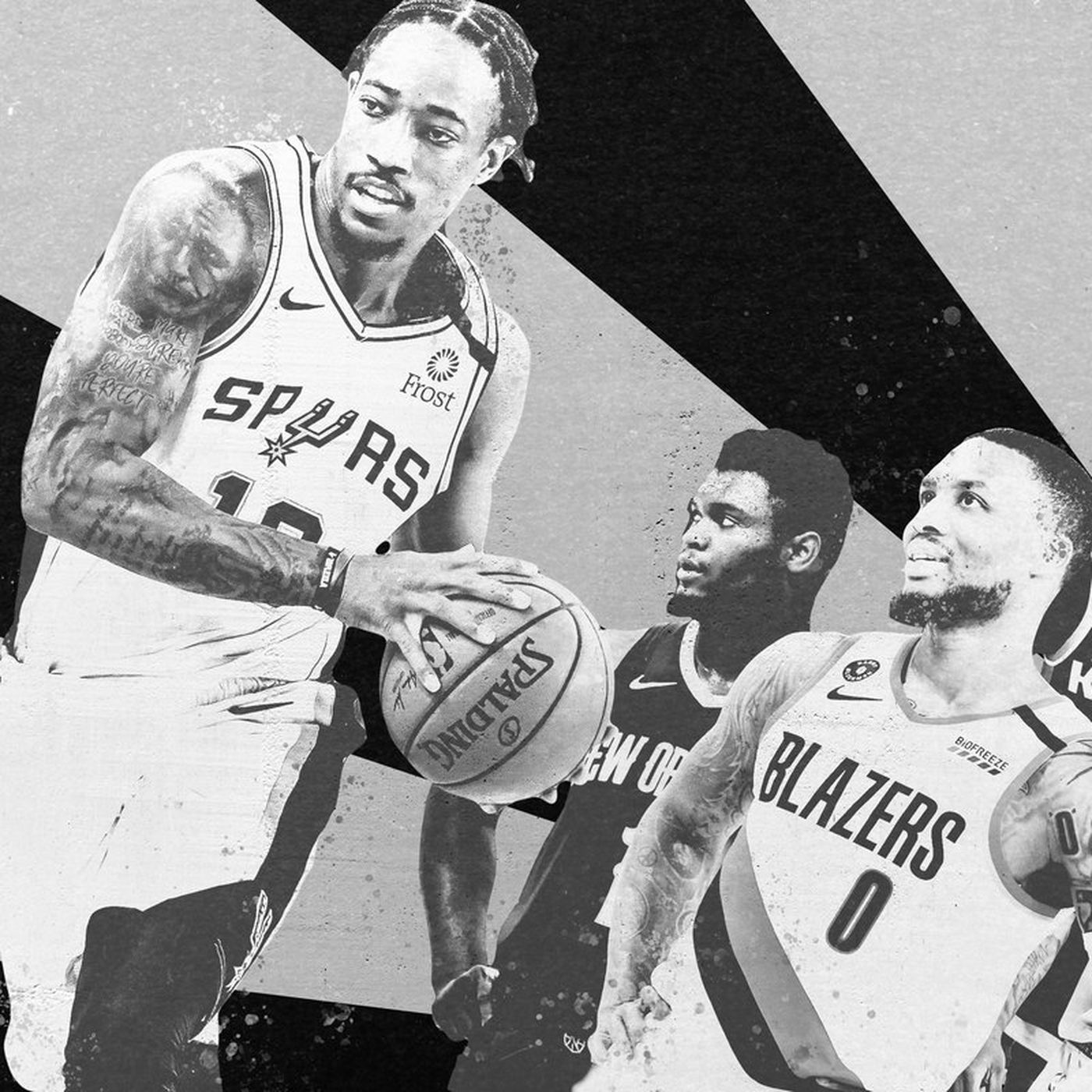 The Spurs Crashed the Playoff Race by Abandoning Their Identity ...