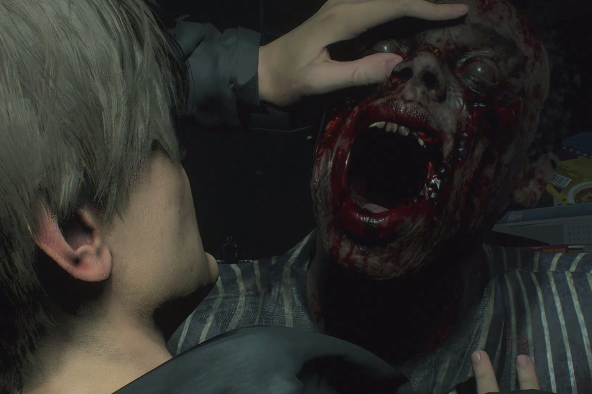 How To Tell If A Zombie Is Actually Dead In Resident Evil 2 Polygon
