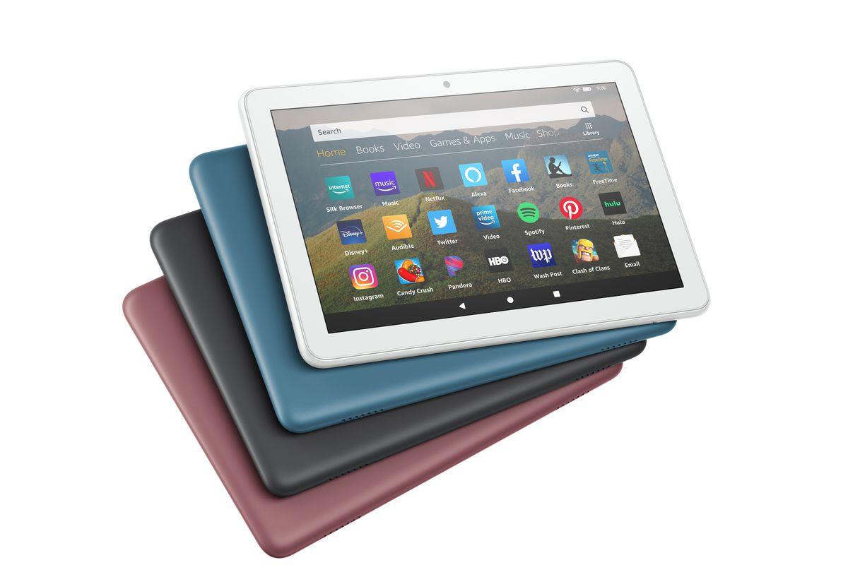 Amazon updates the Fire HD 40 with a faster processor, more RAM ...