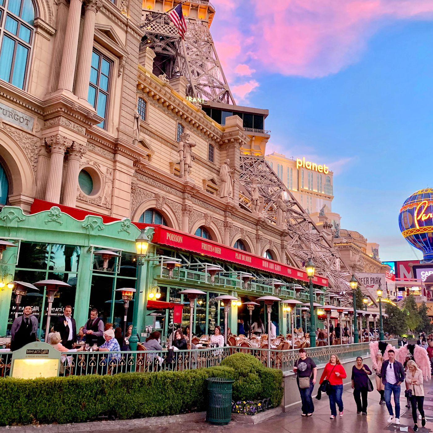Las Vegas Strip Add A Covid 19