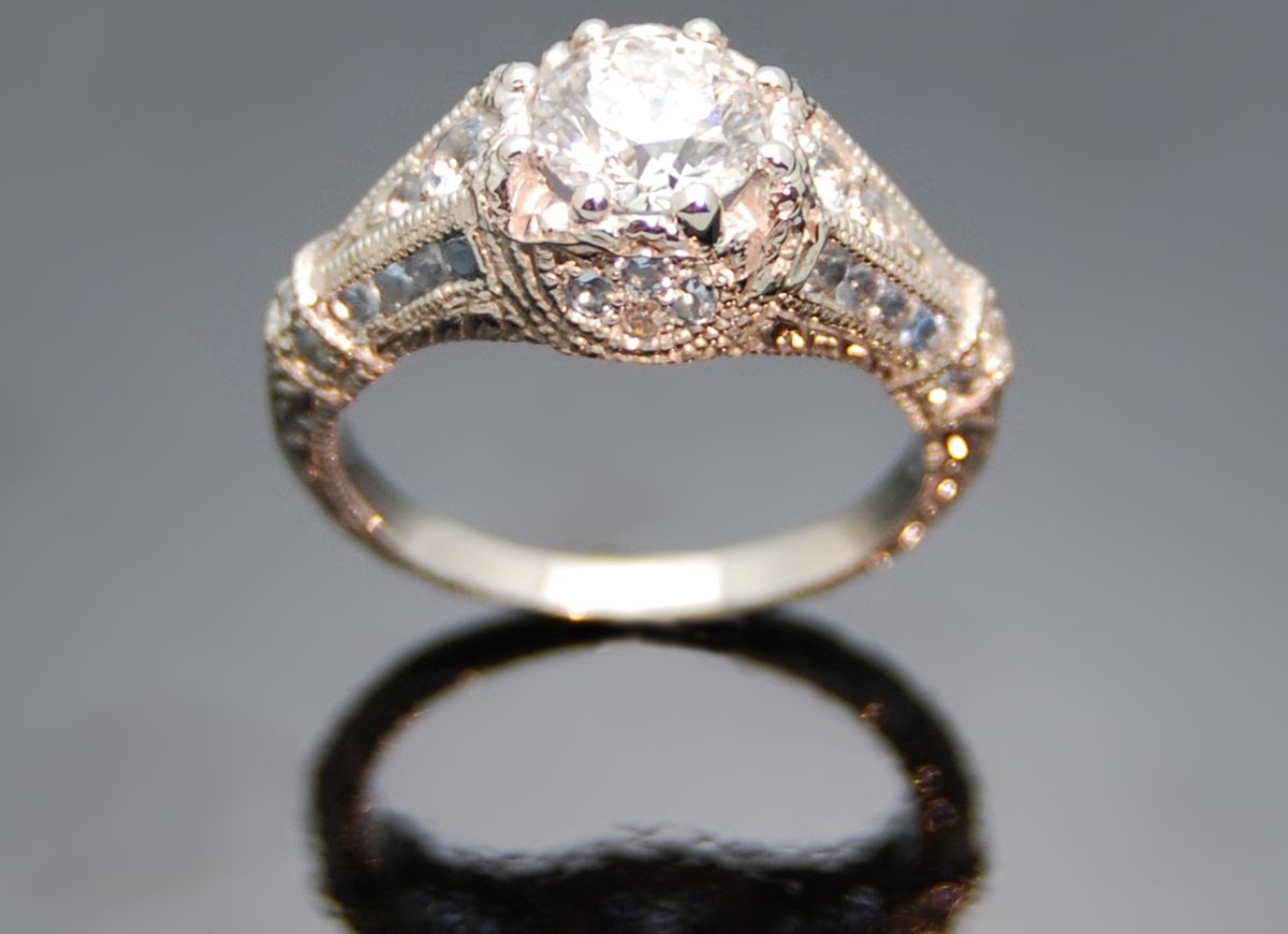 La S 15 Best Jewelry Stores For Stunning Engagement Rings Racked La