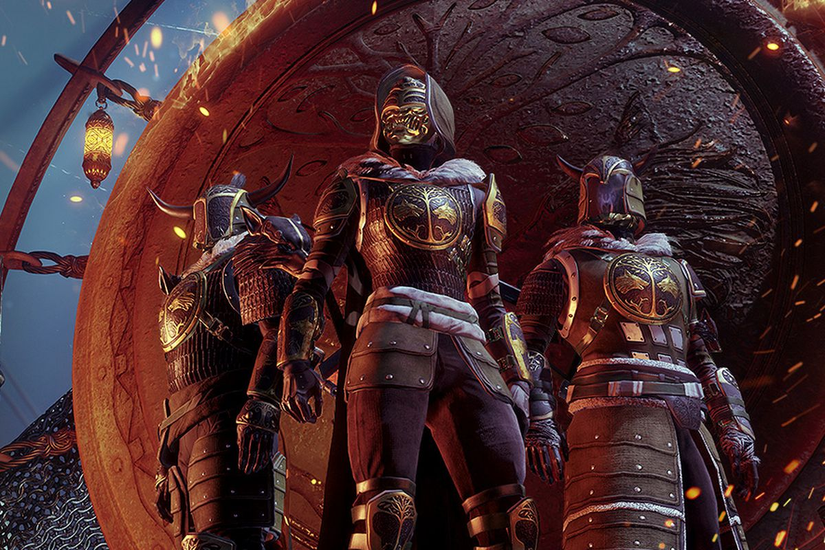 Destiny 2 Iron Banner Brings New Weapons Next Week