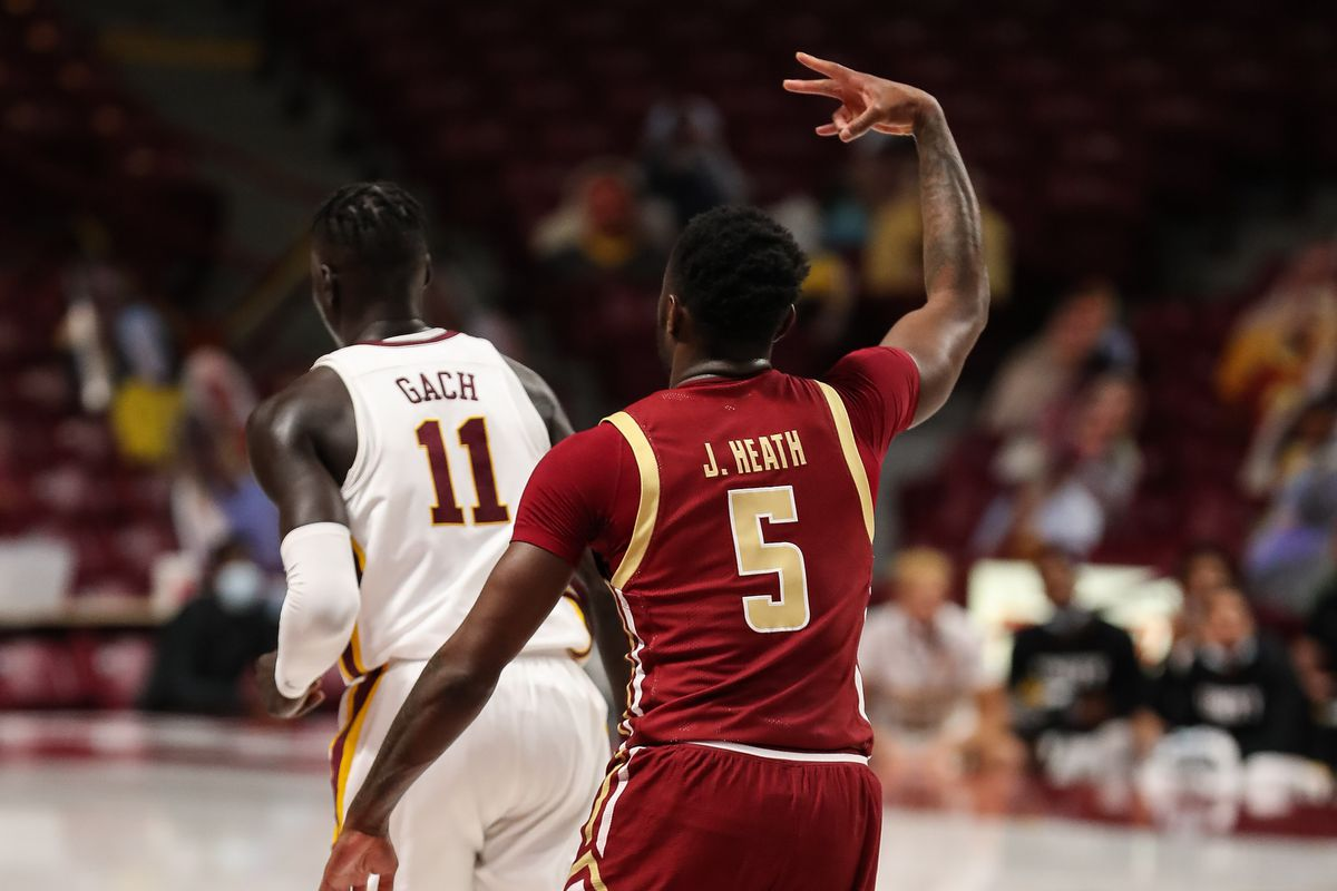 NCAA Basketball: Boston College at Minnesota